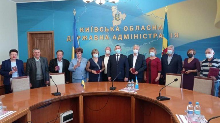 Нагородження Калмикової